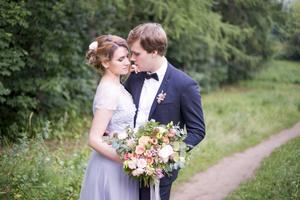 Свадьба в европейском стиле (часть 2)