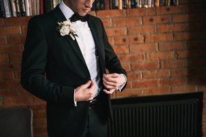 Костюм жениха: советы по выбору цвета, материала, аксессуаров и обуви (Часть 1)