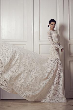 Выбор свадебного платья по фигуре