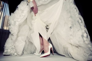 Свадебные туфли: секреты утонченного образа