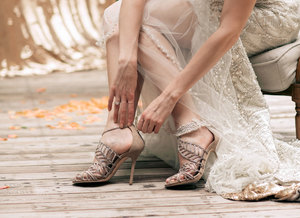 Свадебные туфли. Выбираем правильно