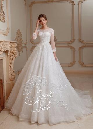 Свадебное платье S 017