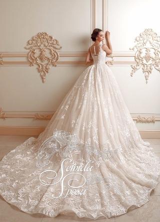 Свадебное платье S 018