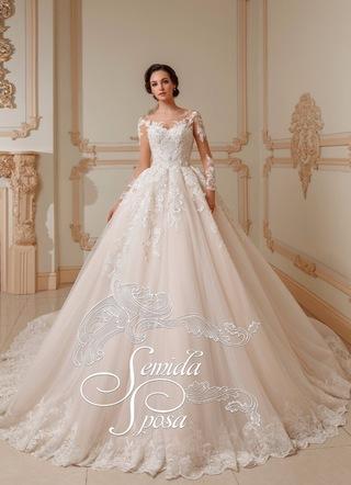 Свадебное платье S 021