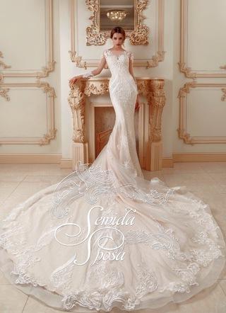 Свадебное платье S 022
