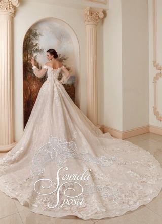 Свадебное платье S 023