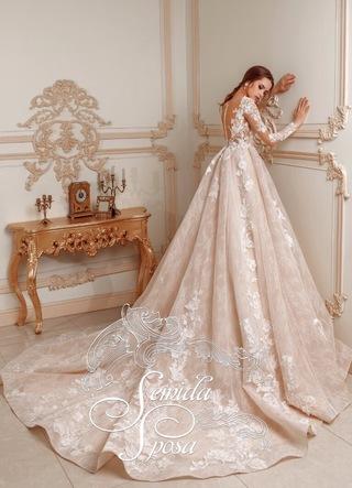 Свадебное платье S 025
