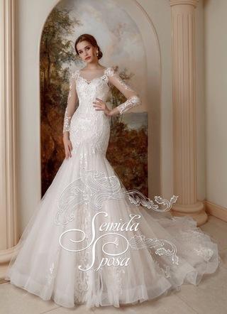 Свадебное платье S 026