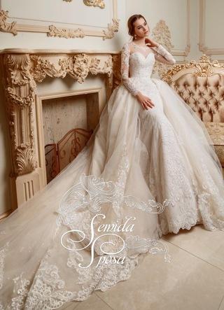Свадебное платье S 027