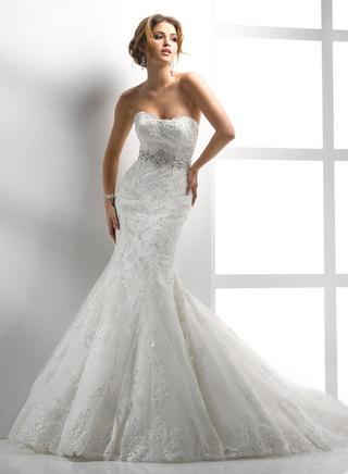 Свадебное платье Maggie Sottero Gebby