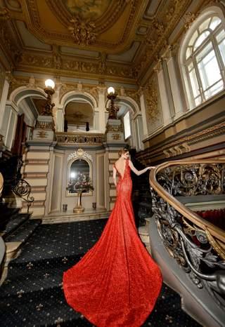 Свадебное платье Amale