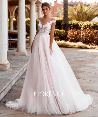 Свадебное платье Sharlotta
