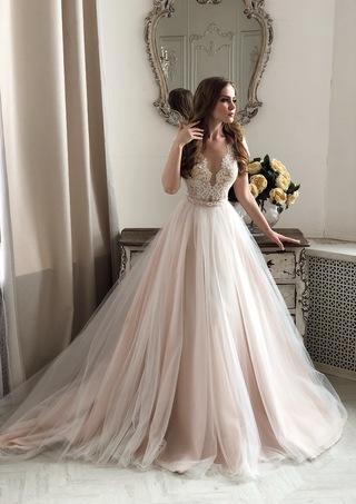 Свадебное платье Ennamorade Lux