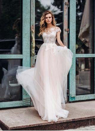 Свадебное платье Floral