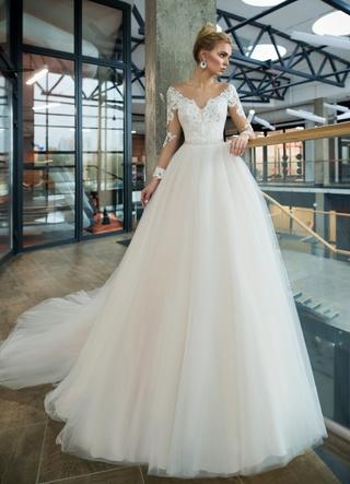 Свадебное платье  Flow