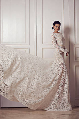 Свадебное платье Gemila couture