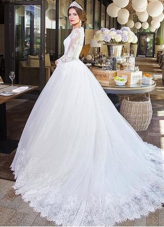 Свадебное платье Karolina
